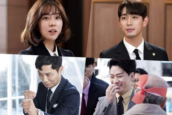 """Seo Eun Soo, Jin Goo, Yoon Park, And More Share Thoughts As """"Legal High"""" Comes To An End"""