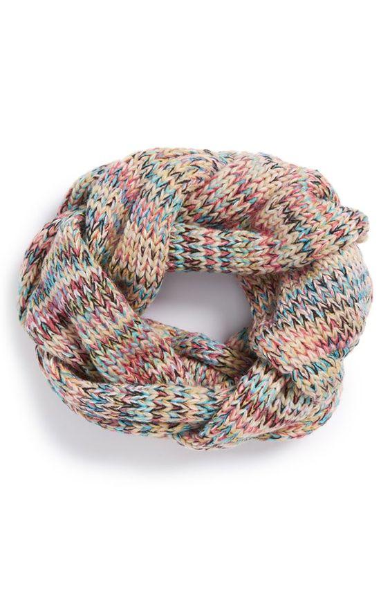 Knit Snood (Girls)