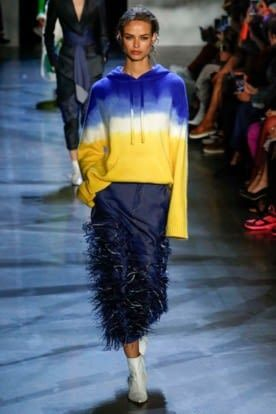 Prabal Gurung | TIE DYE | TOP NEW YORK FASHION WEEK SS19 TRENDS