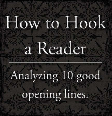 Laura L. M.: How to Hook a Reader