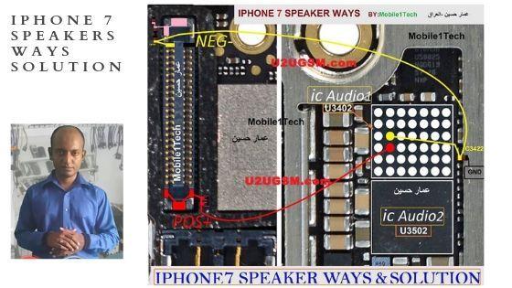 Iphone 7 Speaker Diagram Smartphone Repair Iphone 7 Apple Iphone Repair