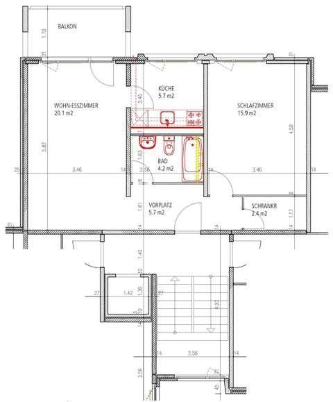 freistehendes Einfamilienhaus an zentraler Lage, Mnchaltorf