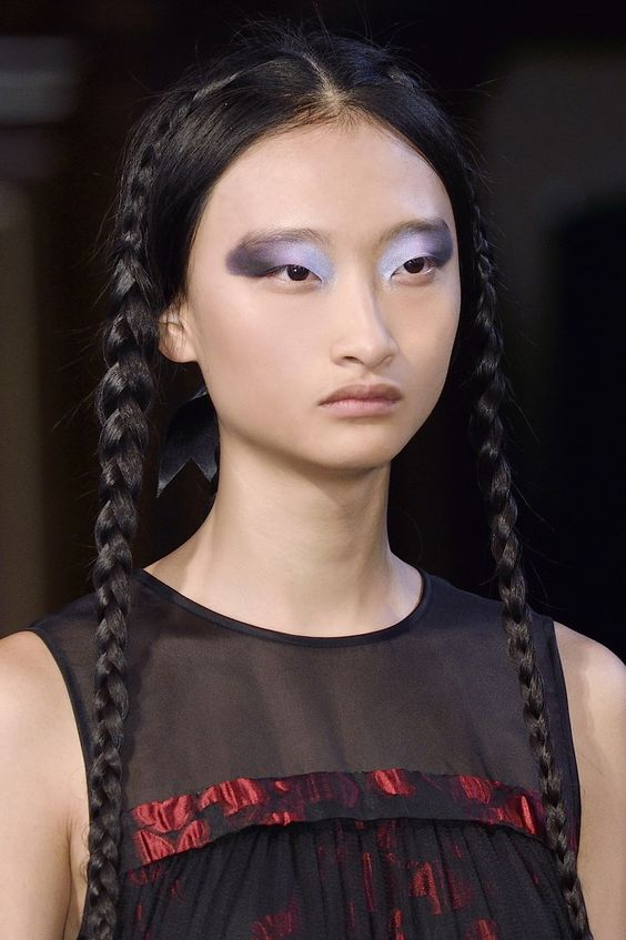 If you're stumped on how to wear your hair try the versatile braid! #braids #hair #fashion #beauty