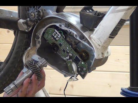 Bosch Ebike Motor Noise Major Bearing Change Ebike Electric Bike Bosch