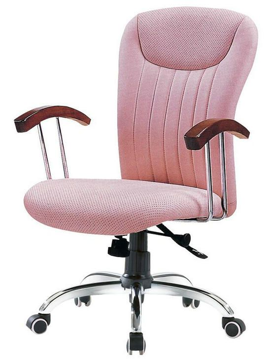 Mid Back Pink Office Chairmesh Swivel Chairoffice Chair Fabric