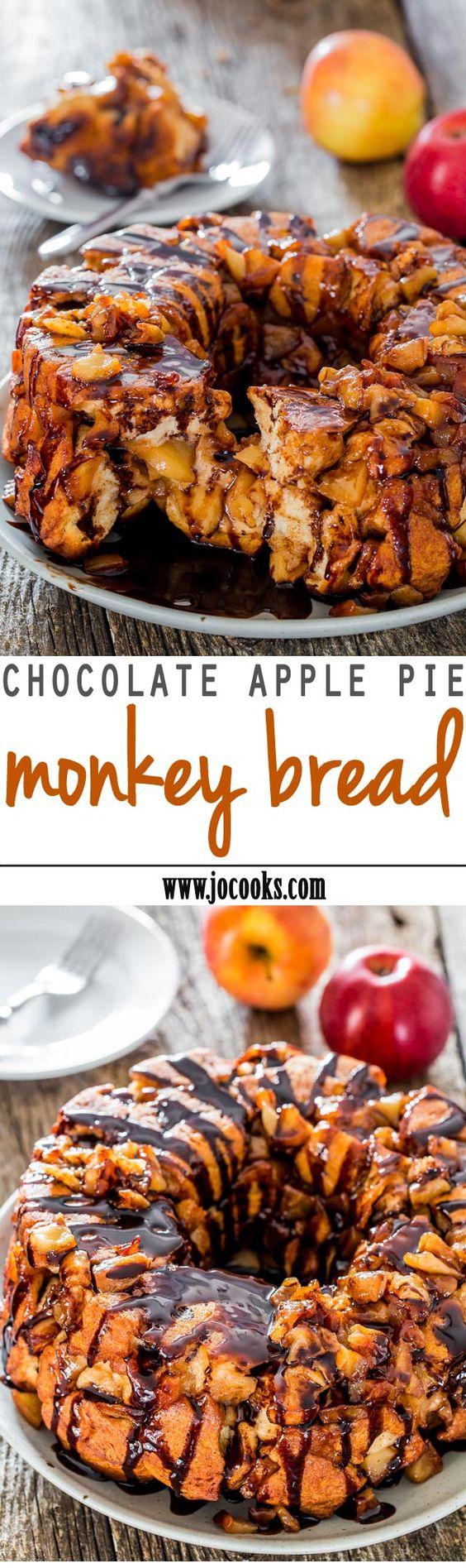 how to make chocolate like apple