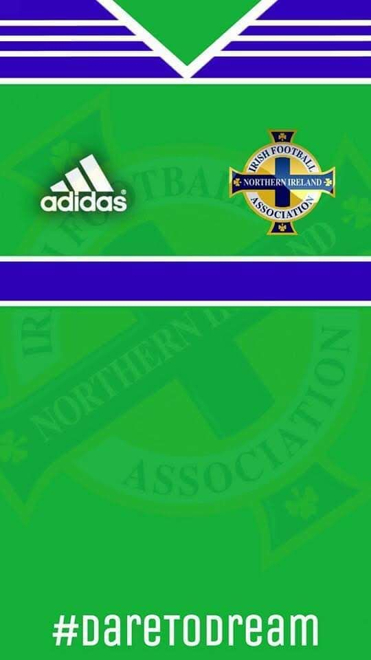 Pin By Football Icons On International Team Wallpapers Team Wallpaper Northern Irish International Teams