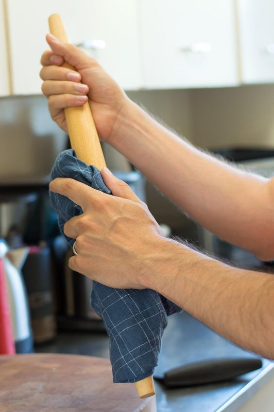 How To Clean a Wood Rolling Pin — Cleaning Lessons from The Kitchn
