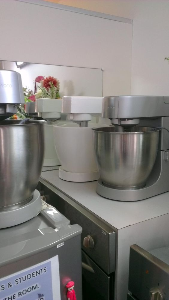Starting bid $400. Monday 10th October bidding starts & while stock last. 3 units to go. Used Kenwood mixer for cookery class, less than a year old!
