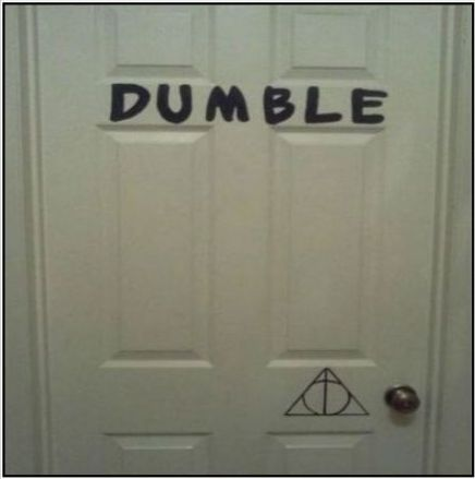 Excuse me while I go do this to my bedroom door...