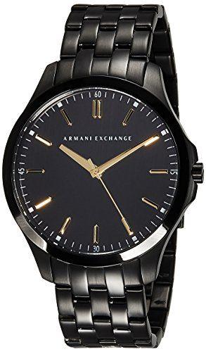 Armani Exchange Herren Analog Dress Quartz Reloj AX2144 - http://uhr.haus/armani-exchange/armani-exchange-herren-analog-dress-quartz-reloj-3