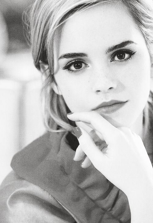 Emma Watson | Inspiration for Photography Midwest | photographymidwest.com | #photographymidwest #pmw: