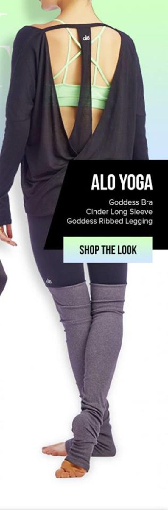 Alo Clothing for Pure Barre!