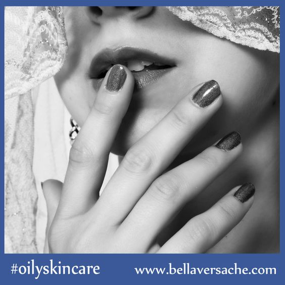 Keep your hands away from your face as it transfers additional oil, dirt and germs to your skin making it prone to break-outs. #skincare