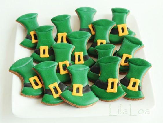 Leprechaun cookie recipe