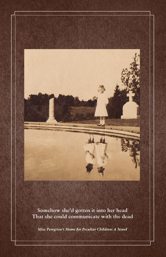 AmazonSmile: Miss Peregrine's Home for Peculiar Children (Miss Peregrine's Peculiar Children) eBook: Ransom Riggs: Books