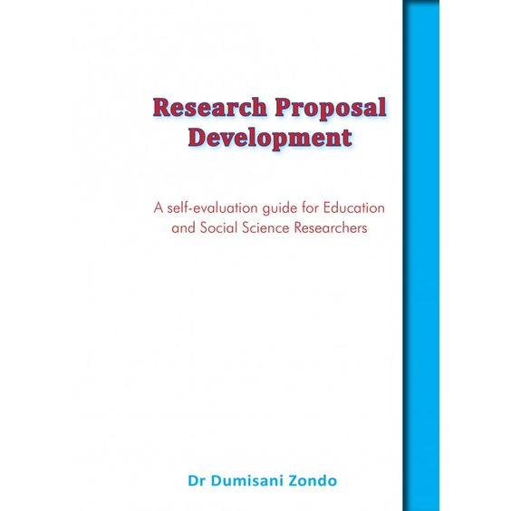 ▷ How to develop a research proposal with Prof Johannes Cronje - how to develop a research proposal