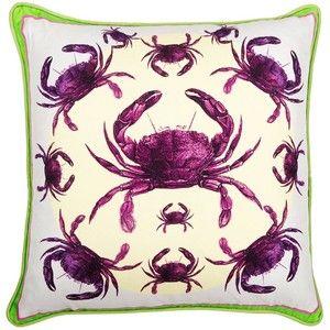 Almofada Crabs Silk - Bivain