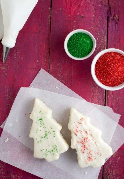 10 Super Sweet Christmas Tree Desserts To Pine Over! – The Baking ChocolaTess