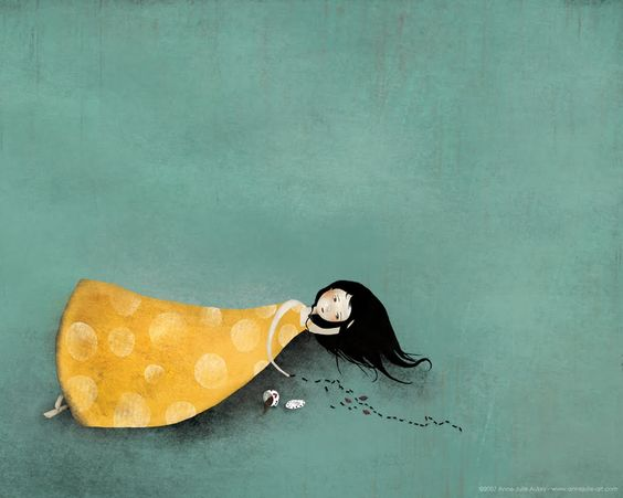 anne julie aubry illustrations luve the palette