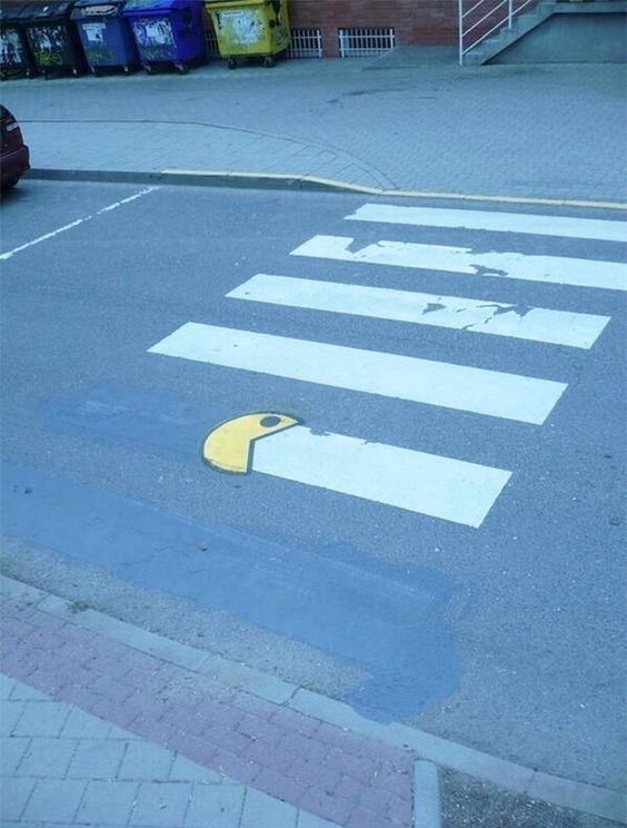 25+ Random Acts Of Genius Vandalism | Bored Panda