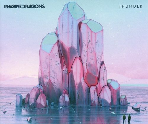 Imagine Dragons Thunder Imagine Dragons Fans Imagine Dragons Vaporwave Wallpaper