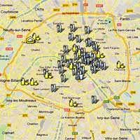 www.vg-zone.net, guide for vegetarians in Paris