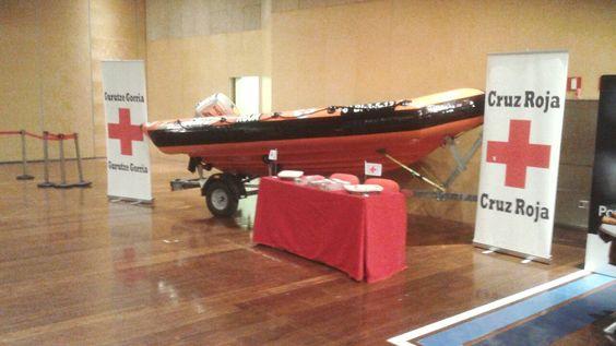 Cruz Roja del #Mar participa, un año más, en la #Feria Sinaval-Eurofishing Elite en el BEC