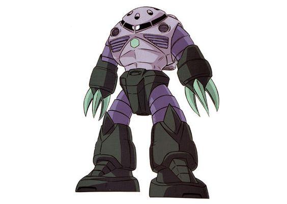 463ff908c9b14fe167e55926f8677f29  Bỏng mắt  với các thiết kế Bikini từ các Robot trong Mobile Suit Gundam