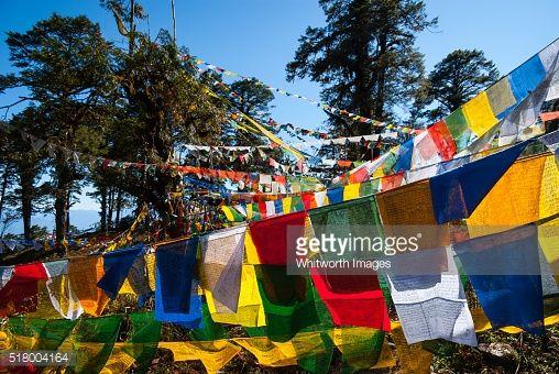 Sắc thu ở Bhutan Ảnh: gettyimages.co.uk