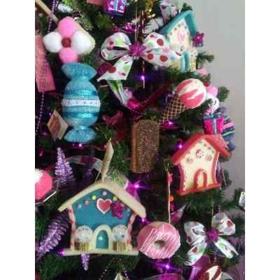 Adornos navide os de dulces para arbol de navidad lbf for Adornos navidad online