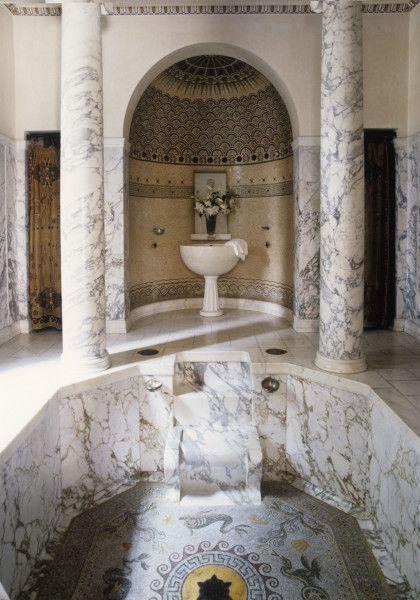 A dream bath such as this. Pieter Estersohn | 1stdibs Photo Archive Search