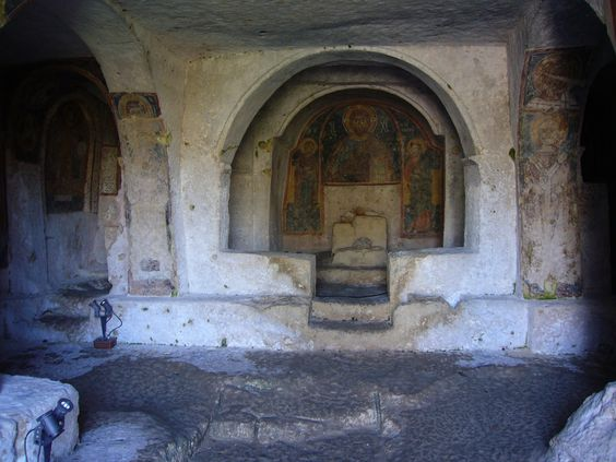 Mottola, Chiesa Rupestre di San Nicola.