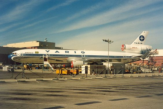 Varig MD-11 by So Cal Metro, via Flickr