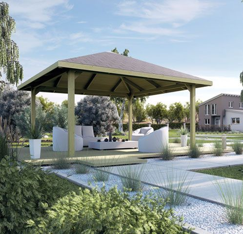 Gartenpavillon montieren*   toom Baumarkt   Garten pavillon