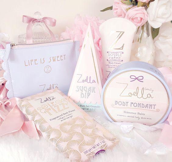 Zoella Beauty | Sweet Inspirations Collection  www.lovecatherine.co.uk www.instagram.com/catherine.mw
