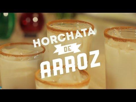 ¿Cómo preparar Agua de Horchata con Arroz? - YouTube | ¿Quieres refrescarte? Prepara Agua de Horchata con Arroz.  #CocinaFresca es presentada por Walmart ¡Suscríbete!