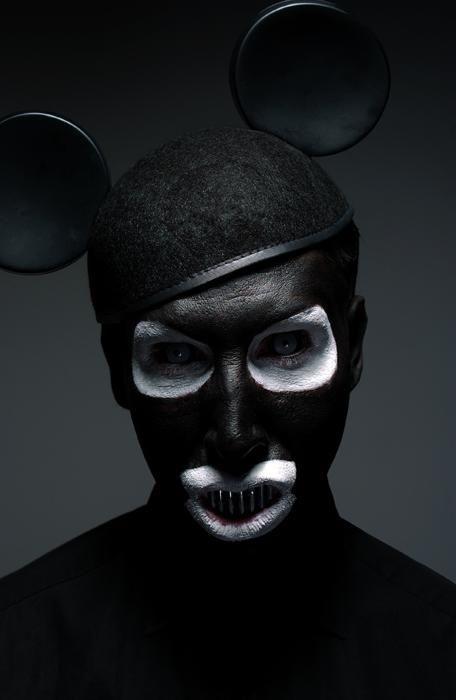 黒ミッキーのMarilyn Manson