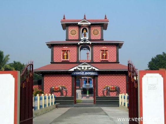 Ayyappan temple at Bokaro