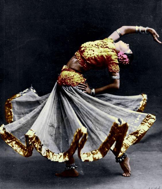 gypsy dancer: