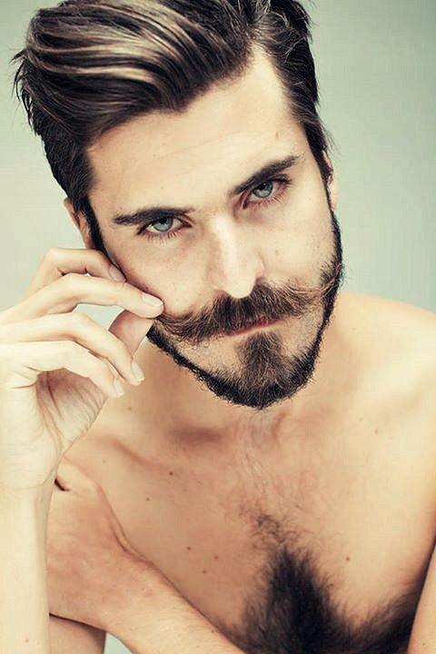 #moustache #beards #menhairstyle #blueeyes #menstyle