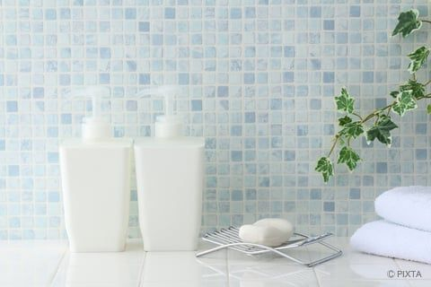 お風呂の掃除 正しい浴室掃除のやり方と必要な道具は 掃除 シャンプーボトル お風呂