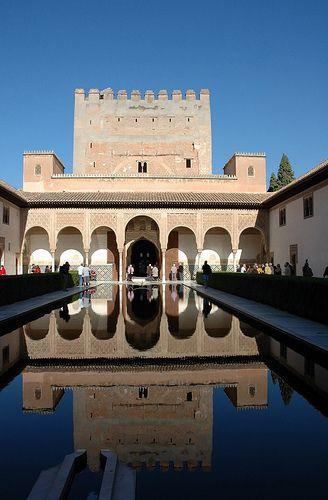 La Alahambra, Granada Spain