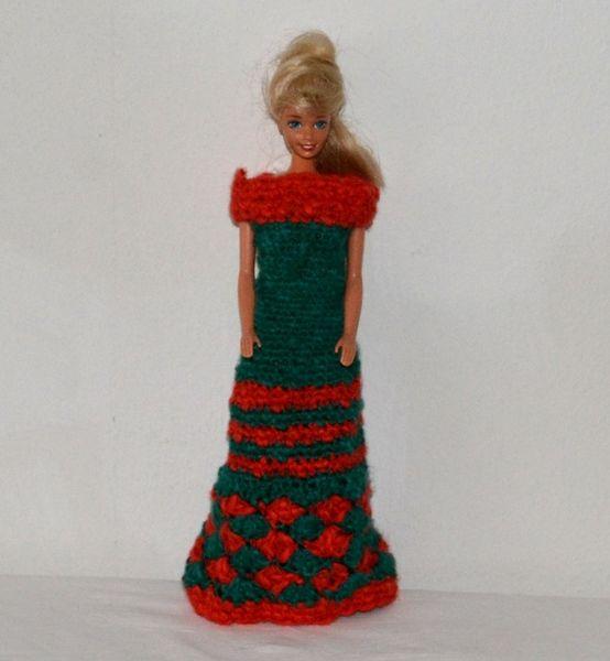 Barbiekleid von pipinja auf DaWanda.com