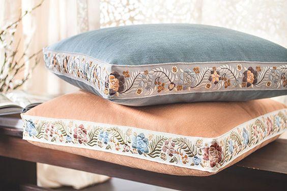 Material de Cortina de tapicería textil Unicornios