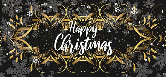 Background With Elegant Gold Christmas Gold Christmas Christmas Background Images Gold Christmas Decorations