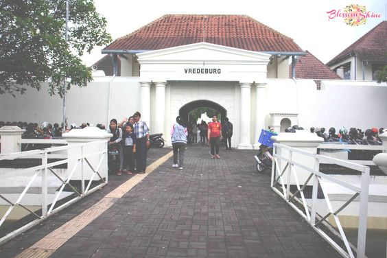 Photospot 1 at Museum Benteng