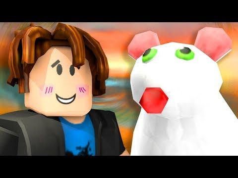 Roblox Man Falls In Love With A Rat Youtube Roblox Roblox
