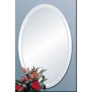 Alno 9567-202 Oval - Standard Bevel Mirror