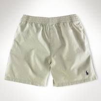 Polo by Ralph Lauren - Cotton Twill Sport Short - Basic Sand - $22.50 - sizes:  2T, 3T & 4T http://shop.youngideasms.com/store/p1353/Polo_by_Ralph_Lauren_Childrenswear.html